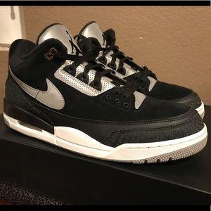 Nike Air Jordan 3 Retro TH Black Cement size 13
